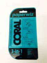Coral Paperwiz 3 in 1 Wallpapering Tool(NEW)